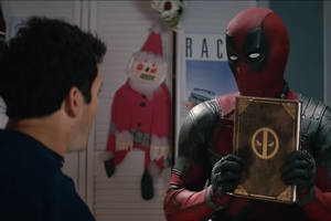 deadpool 2 brings in fred savage for remixed once upon a deadpool