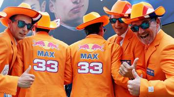 max verstappen: f1 hoping to reinstate dutch gp due to 'the max factor'