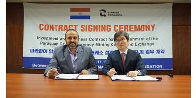 Commons Foundation Signs Contract for Blockchain Business Backed by the Paraguay Government
