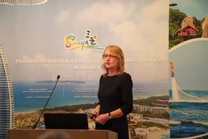 Sanya joins hands with German travel agents to launch new tourism offerings into German market