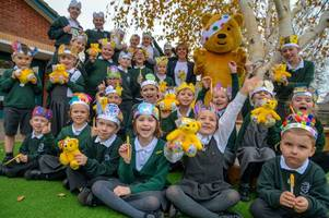 PHOTOS : Thousands raised across Mid Devon for Children in Need