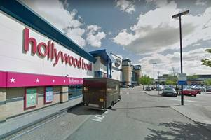 Dog 'dies after being stabbed' outside Crawley Hollywood Bowl