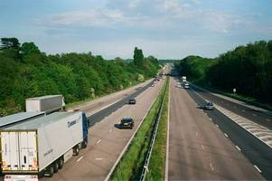 The M20 will close this weekend as part of works to create junction 10a at Ashford