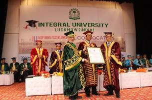 kumar keshav, managing director, lucknow metro conferred with doctorate degree