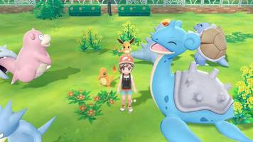 connecting pokémon go with let's go! can be a pain