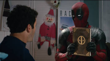 once upon a deadpool trailer teases a fun bedtime-story version of deadpool 2