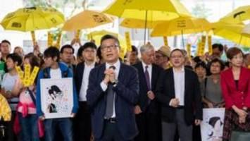 Hong Kong activists on trial for pioneering the 'Umbrella' protests
