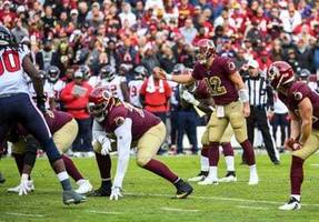 With Alex Smith out and Dallas on deck, Redskins try to pretend everything is normal