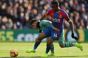 Crystal Palace forward Jordan Ayew has a message for the fans after he bags a brace for Ghana