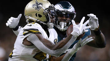 Eagles' Malcolm Jenkins Flipped Off Former Coach Sean Payton After Loss to Saints