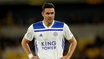 Sevilla Contact Leicester Midfielder Vicente Iborra's Agent Over Potential January Transfer