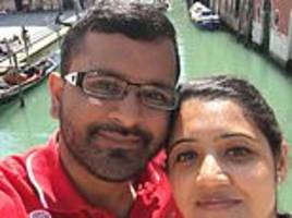 999 call of gay pharmacist accused of strangling wife in bid to claim £2m life insurance