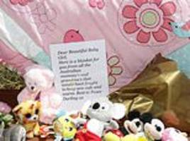 gold coast baby's sad living conditions revealed as police continue investigation