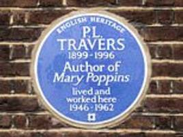 Hollywood film star and cricket hero are among 35 people 'not famous enough' to get a blue plaque