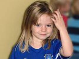 madeleine mccann investigator claims she could still be alive