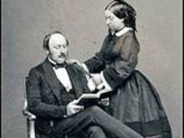 queen victoria photo album reveals enduring love for prince albert in his final days