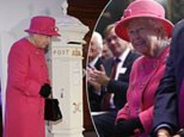 the queen marks the 150th anniversary of the royal institute of chartered surveyors