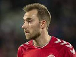 Eriksen plays down talk of Tottenham exit... but admits he is no closer to signing new contract