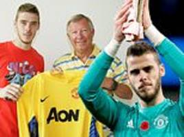 for man utd to lose de gea amid contract standoff would be catastrophic