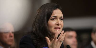 facebook investors are starting to wonder if coo sheryl sandberg will leave the company (fb)