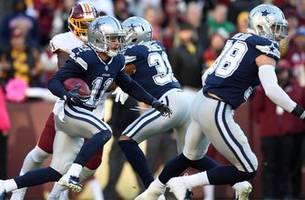 Skip Bayless promises that the Cowboys and Redskins game will be close