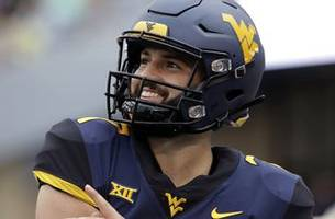 grier looks in no. 12 wvu's final home game