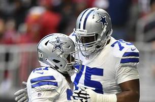 Elliott, Cowboys in thick of NFC East with Redskins up next