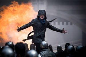 'robin hood' film review: robs clichés from richer films, inflects them on poor moviegoers