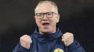 scotland 3-2 israel: alex mcleish say win was 'perfect' after criticism