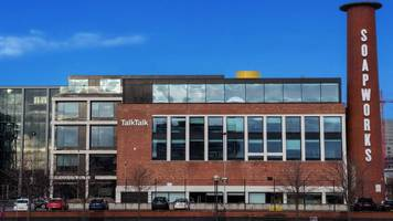 TalkTalk to move headquarters to Salford from London