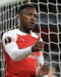 arsenal chief admits gunners will scour january market for danny welbeck replacement