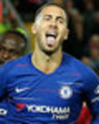 chelsea transfer news: eden hazard to real madrid saga discussed by sky sports man