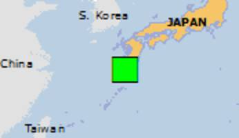 Green earthquake alert (Magnitude 5.5M, Depth:118.3km) in Japan 20/11/2018 19:09 UTC, About 75000 people within 100km.