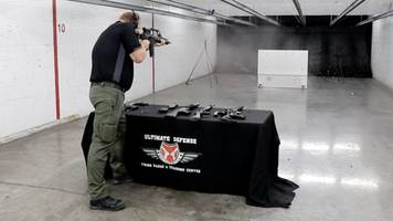 bulletproof: why tables and backpacks are now doubling as shields