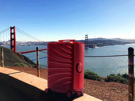 rover speed launches ai-powered autonomous driving suitcase