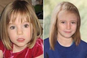 madeleine mccann 'could be alive' and hidden in lair, says former cop