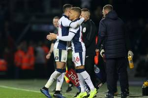 'he really set the tone' the not so small west brom headache for darren moore ahead of ipswich