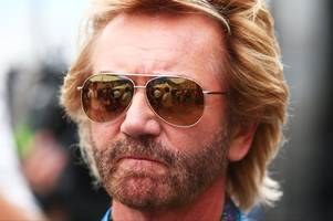 noel edmonds spotted in france despite reports he is in i'm a celebrity...get me out of here 2018