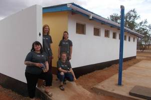 billericay woman helps raise awareness about importance of sanitation after volunteering in tanzania
