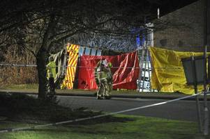 firefighter david williams found not guilty of causing mitchell bailey's death after fire engine overturned in royston