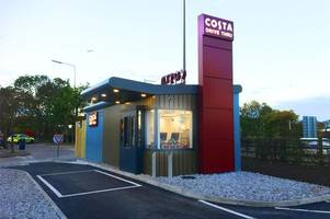 New Costa coffee drive-thru planned for M6 services