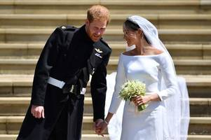 the one thing about meghan markle's wedding dress that really 'shocked' the queen