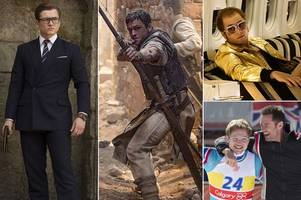 taron egerton says robin hood film is outlaw 'as you've never seen him before'