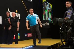 gerwyn price and gary anderson investigation launched after controversial darts final