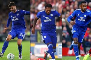 how cardiff city's first team hopefuls including returning mendez-laing fared in u23s clash against watford