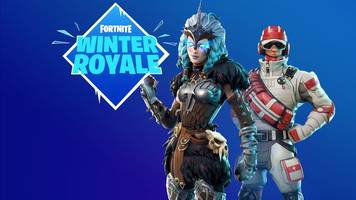 Fortnite's $1M Winter Royale tournament will be open to all