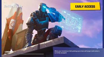 Fortnite: Week 8 Secret Banner Location And Guide (Season 6 Hunting Party Challenge)