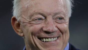 here's the 'ridiculous number' jerry jones thinks his cowboys are worth