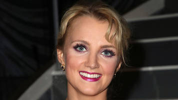 dancing with the stars: evanna lynch misses out on mirror ball trophy
