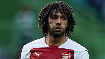 arsenal keen to offload mohamed elneny in january amid rumours of leicester interest